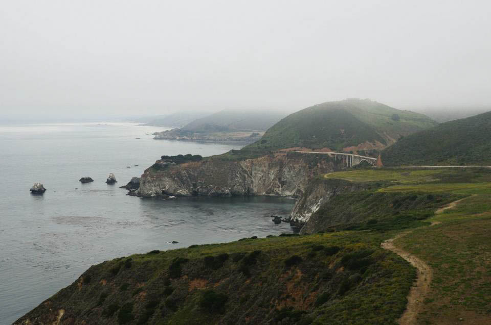 Road Trip USA: Big Sur