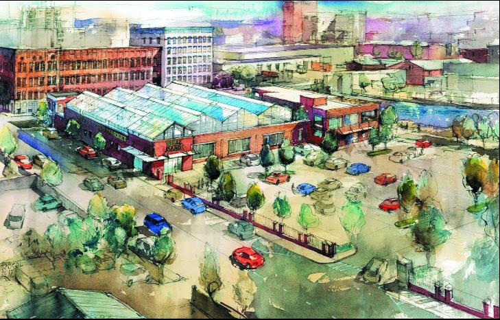 Agriculture urbaine: Brooklyn