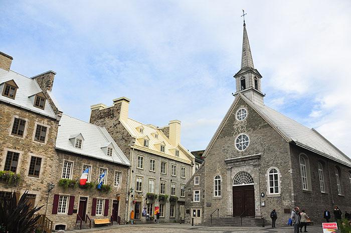 PVT Canada: Ville de Québec