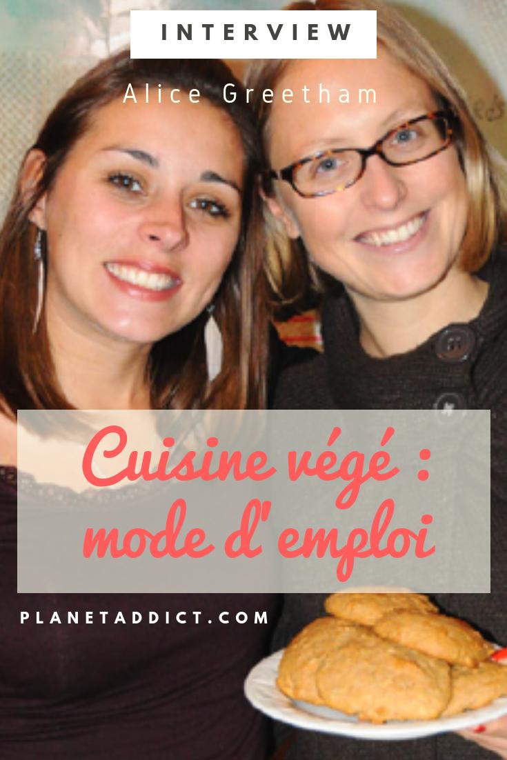 Pinterest - cuisine végé