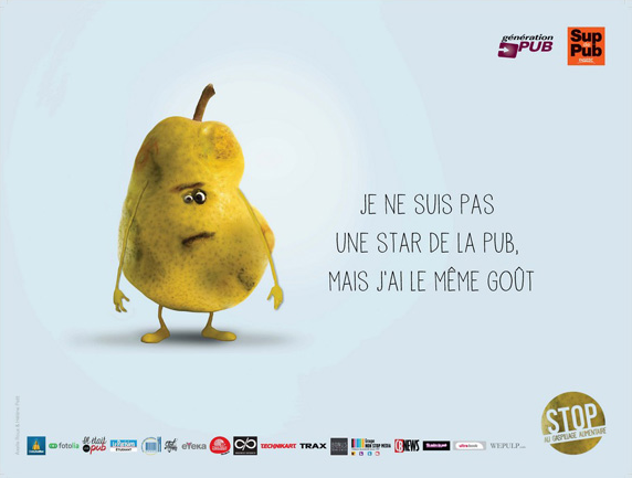 Gaspillage alimentaire: Pub
