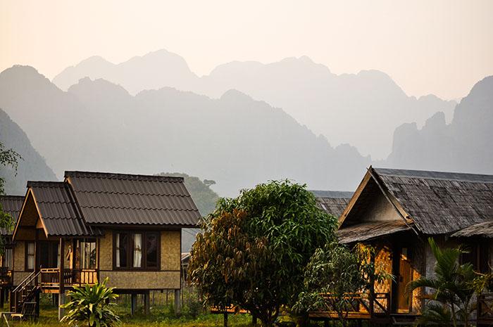 Budget Tour du monde: Laos
