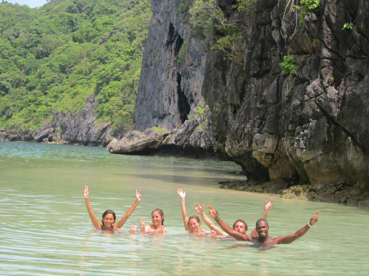Voyageurs aux Philippines