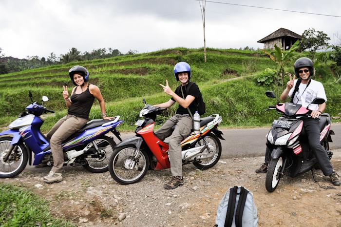 Galères Voyage Bali