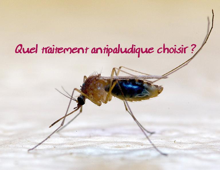 Antipalu - Quel traitement antipaludique choisir ?