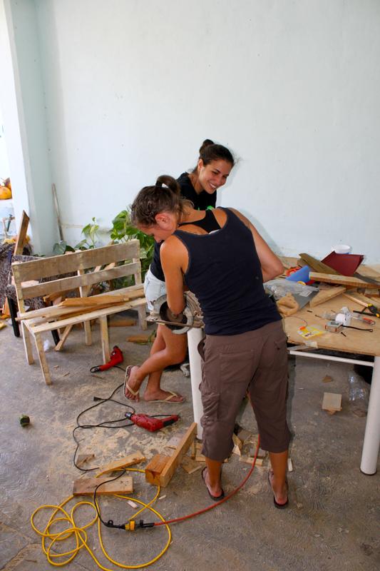 Mission 3 construire des meubles en palettes - Construire des meubles avec des palettes ...