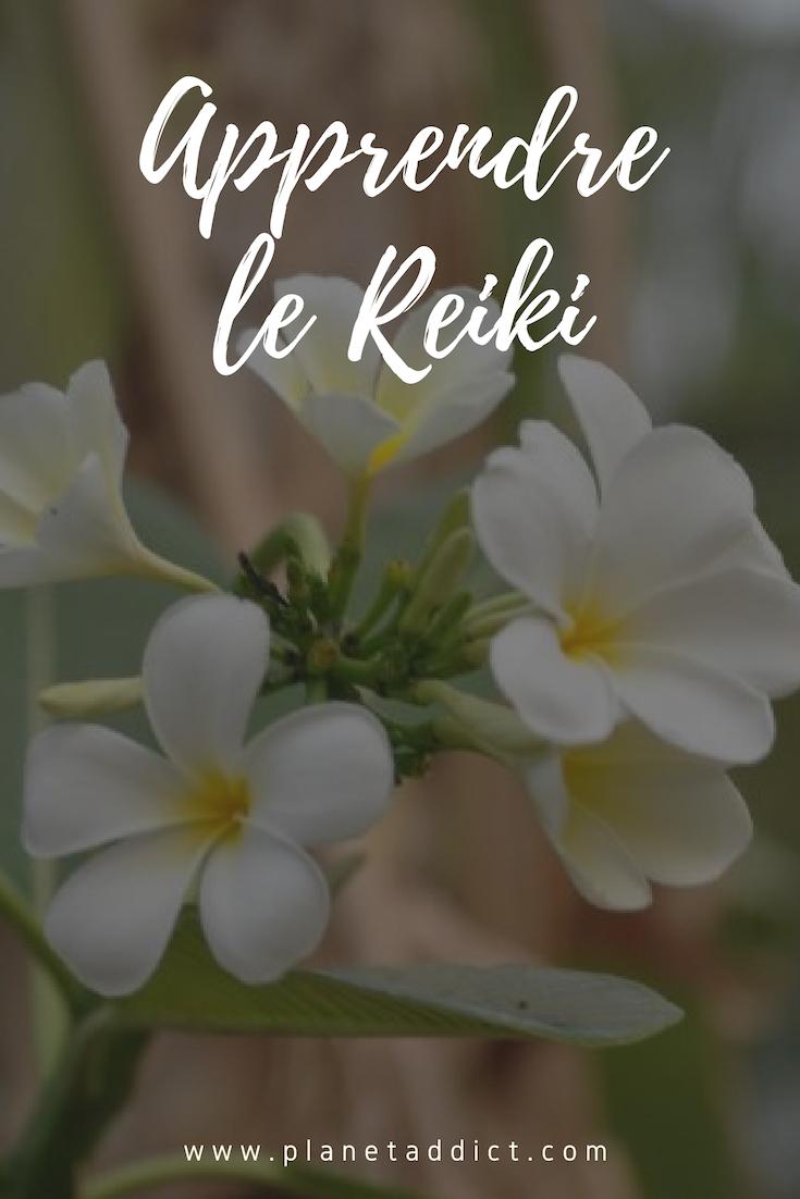 Pinterest - apprendre le reiki