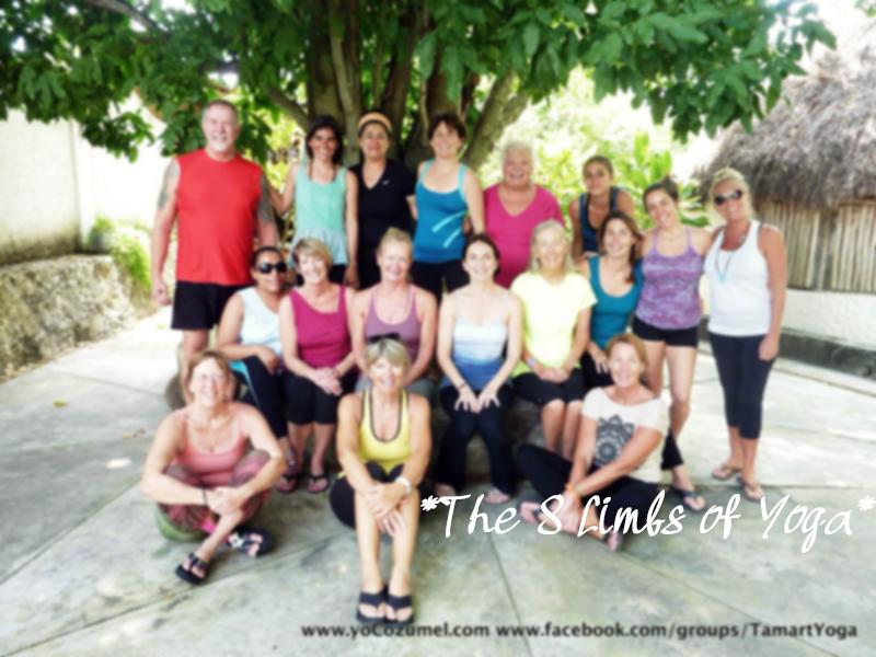 Yoga1 - Mon stage et mes réflexions sur le Yoga
