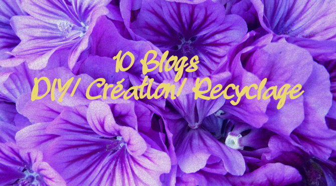 Liste de blogs créatifs