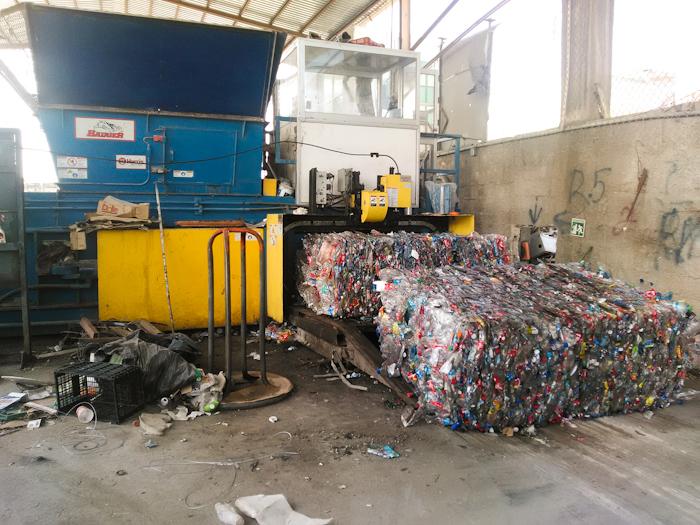 Comment on gère les déchets sur une île ?