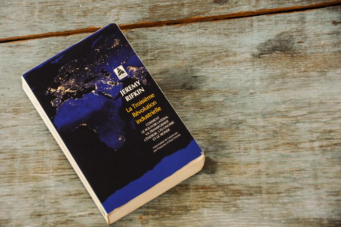 Jeremy Rifkin La troisième révolution industrielle