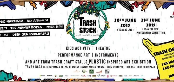 Trash Stock