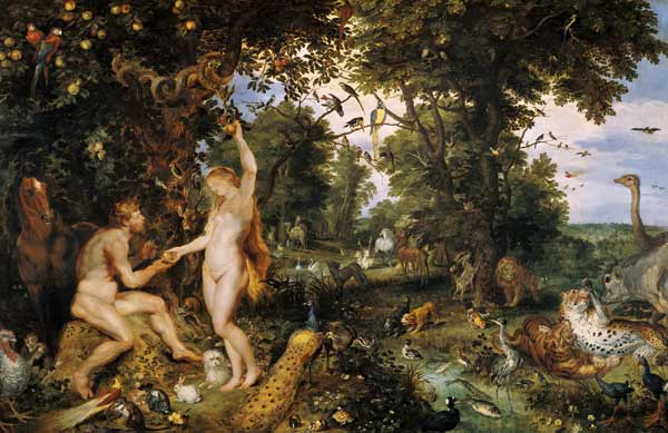 Adam-and-Eve-in-Paradise