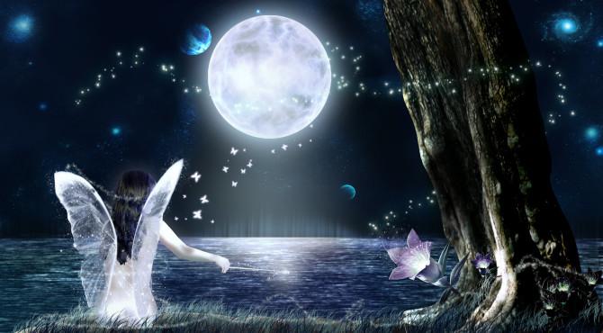 lonely fairy in the moonlight by music50933 670x370 - La force d'être une femme
