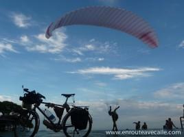 P1050377 268x200 - En route avec aile : Le Tour du Monde Zéro Carbone d'Olivier