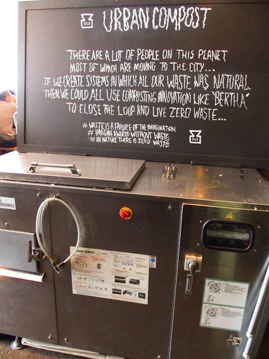 20130101 Silo 002 - Silo : 1er Restaurant Zero Waste à Brighton !