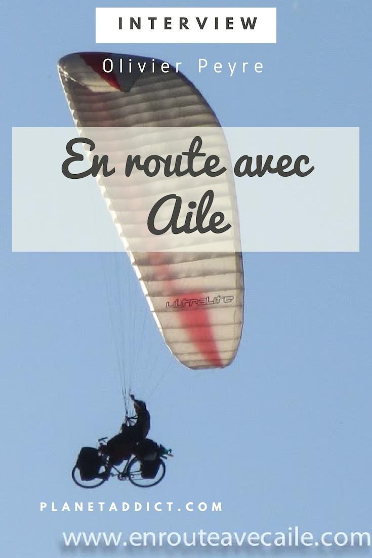 Pinterest en route avec aile - En route avec aile : Le Tour du Monde Zéro Carbone d'Olivier