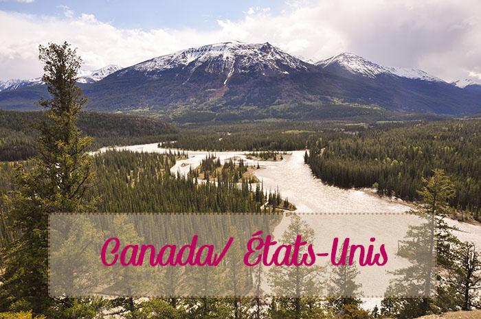 Canada ÉtatsUnis - Canada & États-Unis