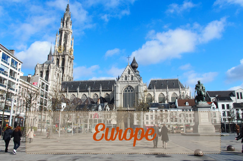 Europe - Voyager Autrement