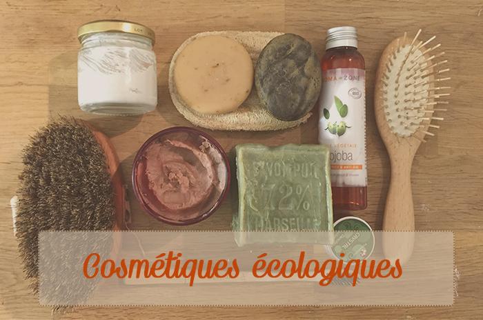 cosmétiques ecolo - Cosmétiques écologiques