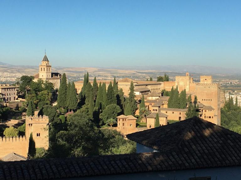 Road Trip en Andalousie 1/2 : Séville et Grenade