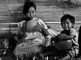 Enfants Thaïlande