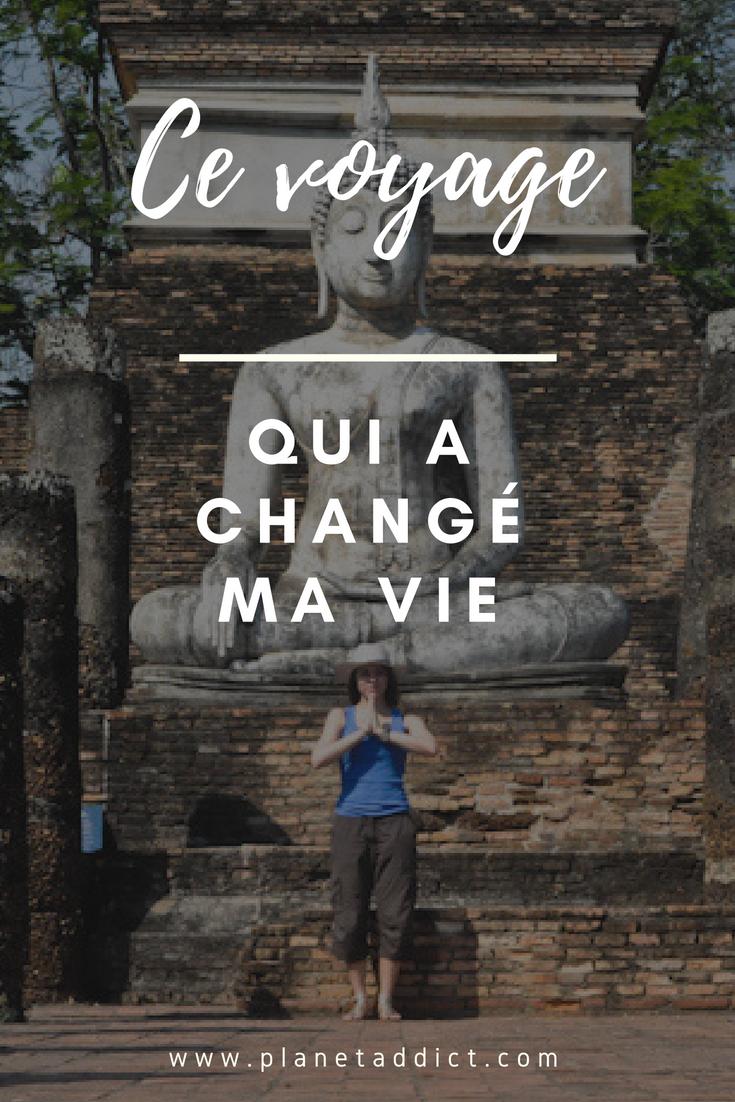 Pinterest voyage - Ce voyage qui a changé ma vie