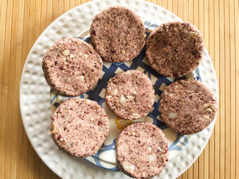 recette 3 - *Recette de Burger Vegan*
