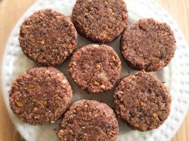 recette 4 268x200 - *Recette de Burger Vegan*