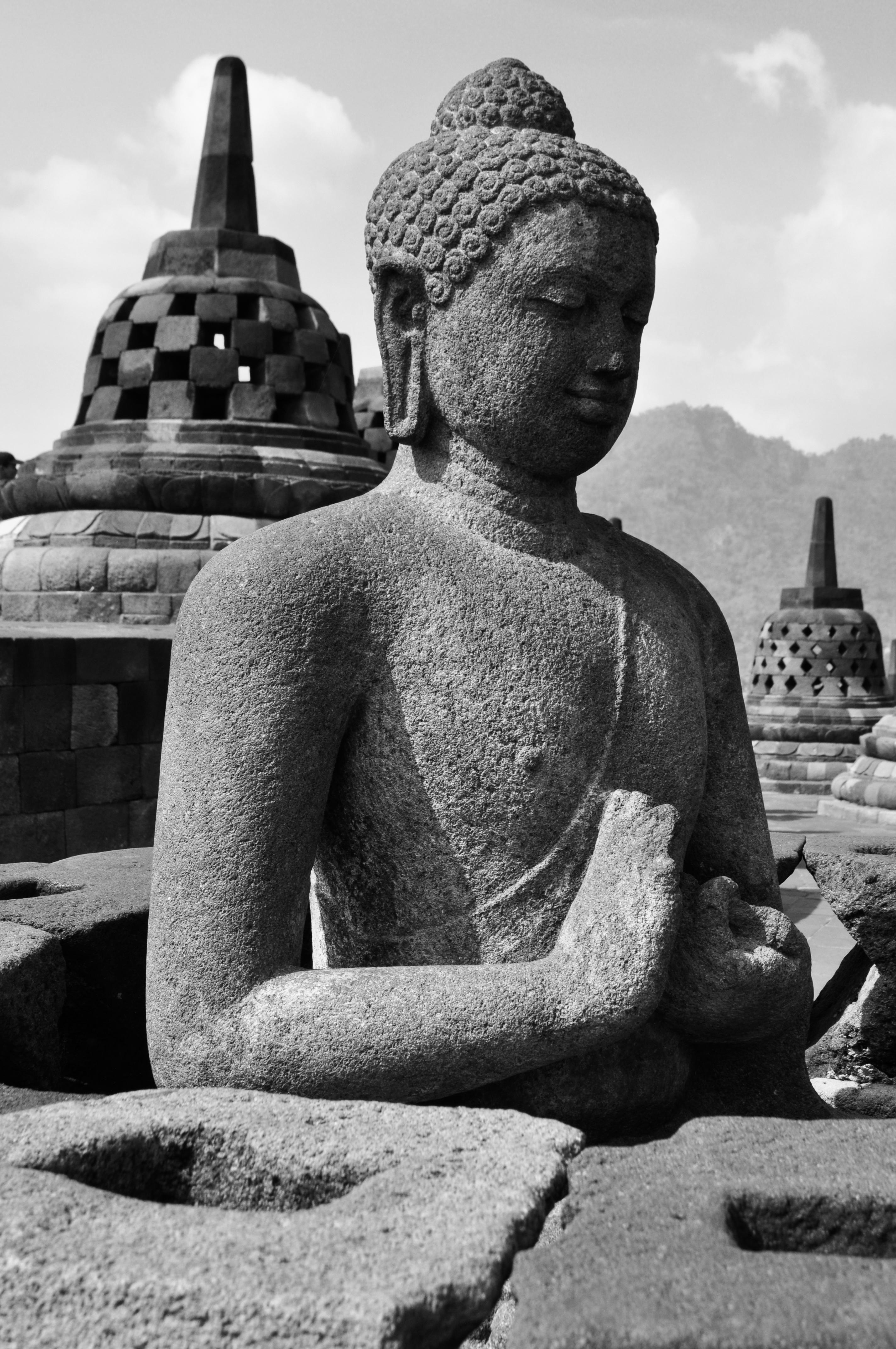 Borobudur E33 - L'après-voyage, ou comment se retrouver une place