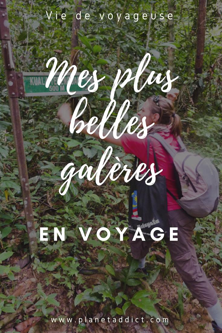 Pinterest galeres voyage