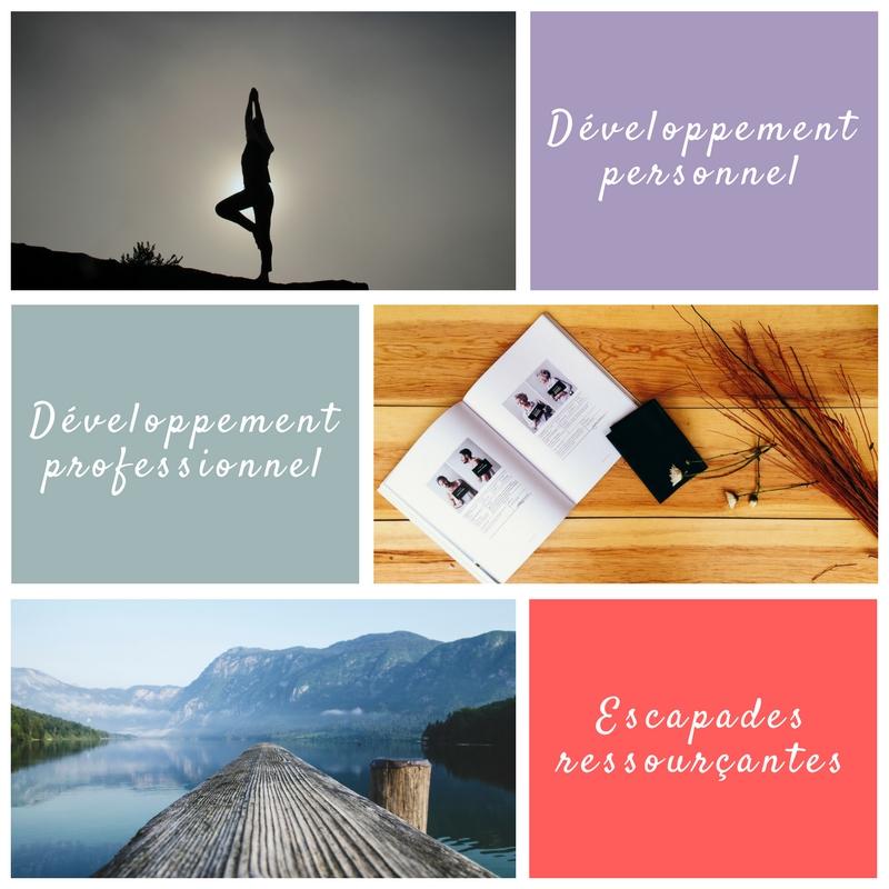 Développement personnel - Entering 2018
