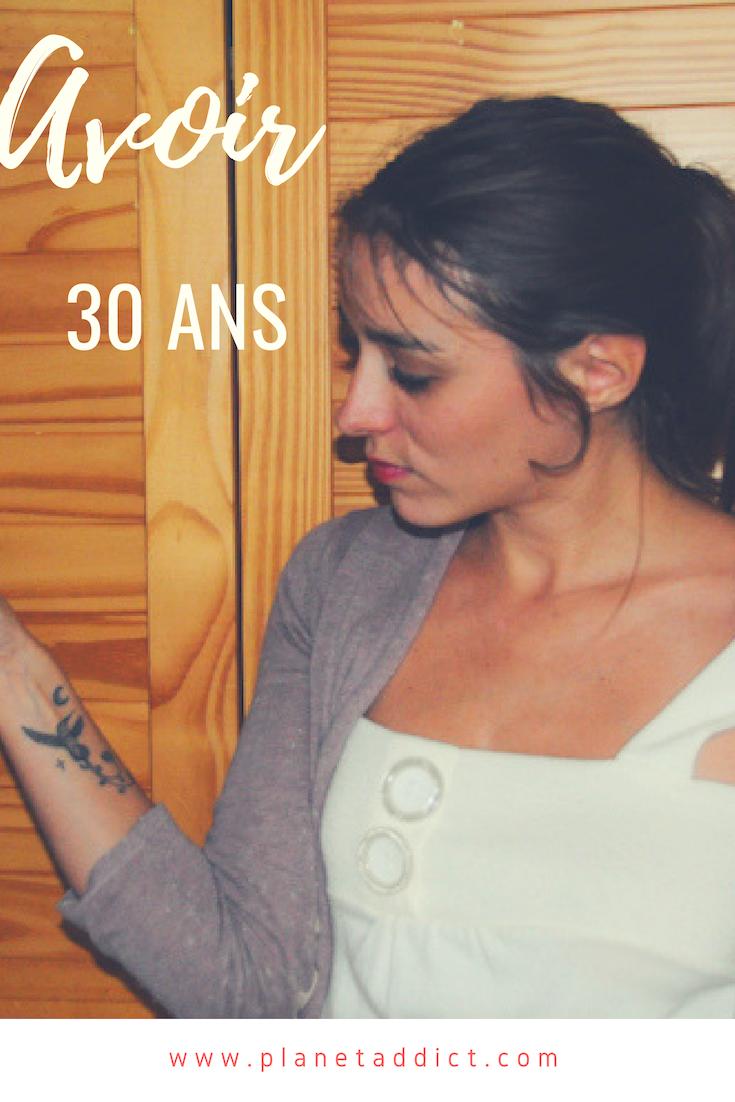 Pinterest-30 ans