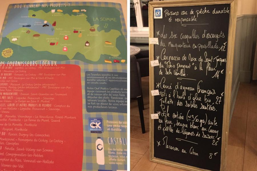 6 - Où loger en Baie de Somme : l'hôtel des Tourelles - ecolabel