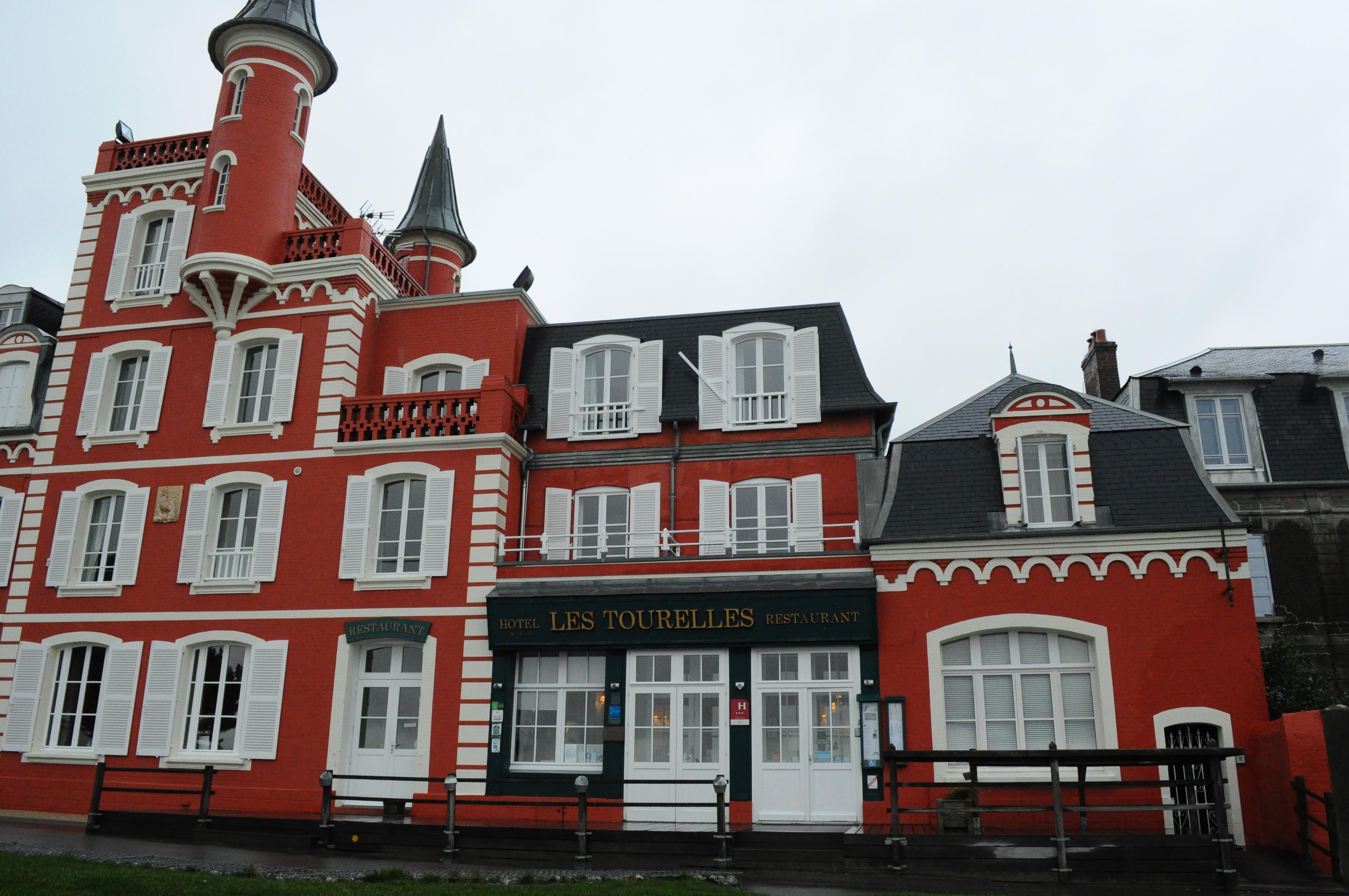 DSC 0845 - Où loger en Baie de Somme : l'hôtel des Tourelles - ecolabel
