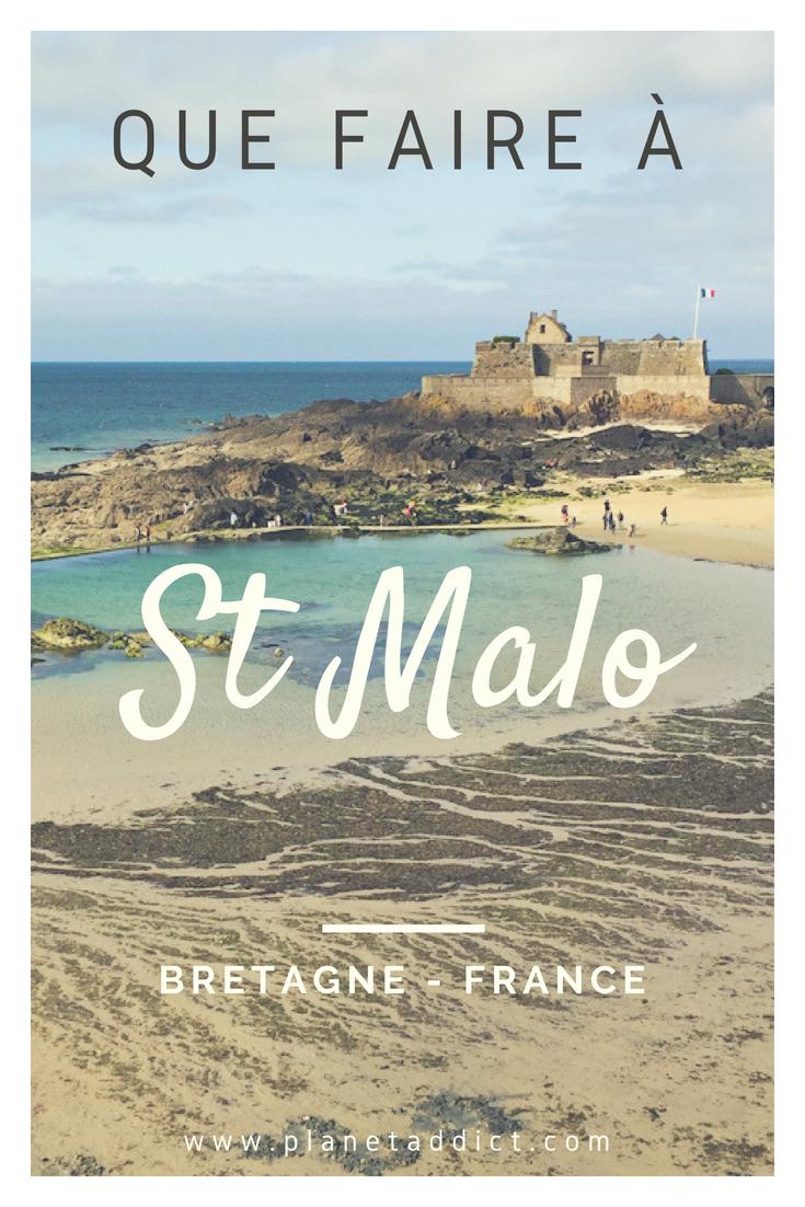 Pinterest-St Malo