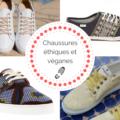 Chaussures éthiques et véganes