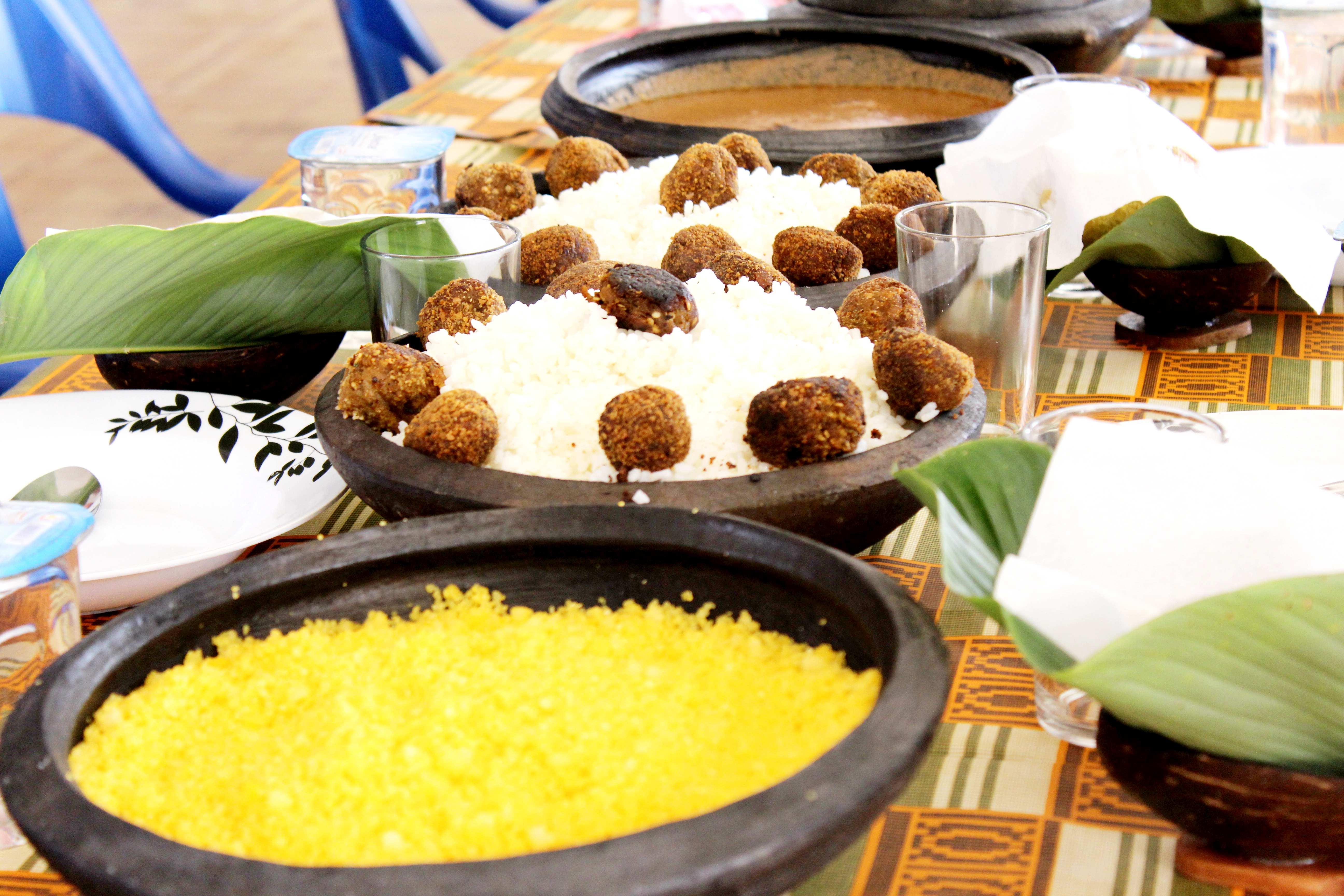 Atelier cuisine Atchan - Bénévolat et Tourisme Solidaire en Côte d'Ivoire : l'expérience de Sofia