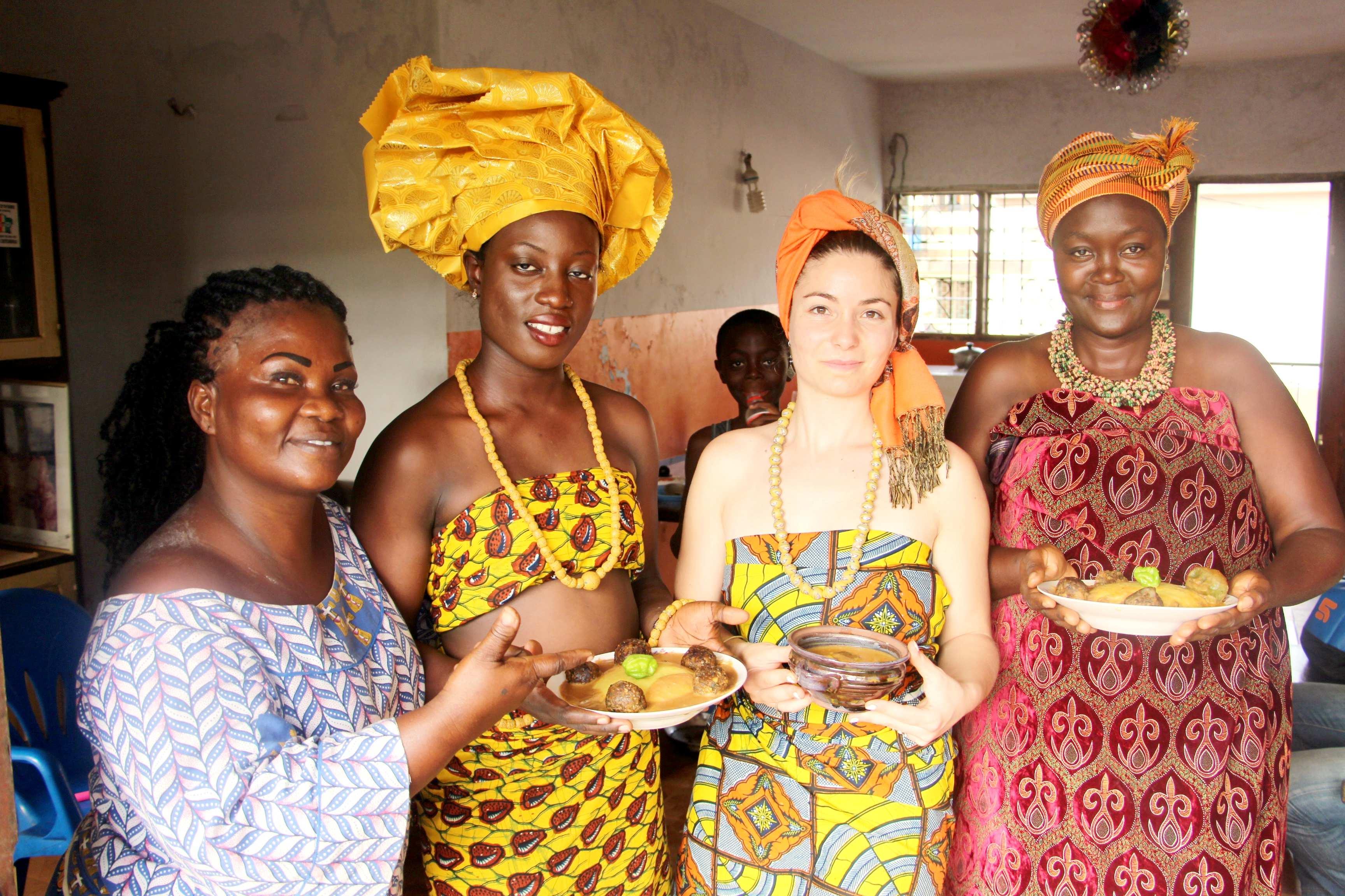 IMG 4623 - Bénévolat et Tourisme Solidaire en Côte d'Ivoire : l'expérience de Sofia