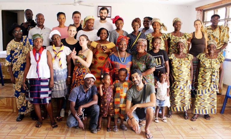 Bénévolat et Tourisme Solidaire en Côte d'Ivoire : l'expérience de Sofia