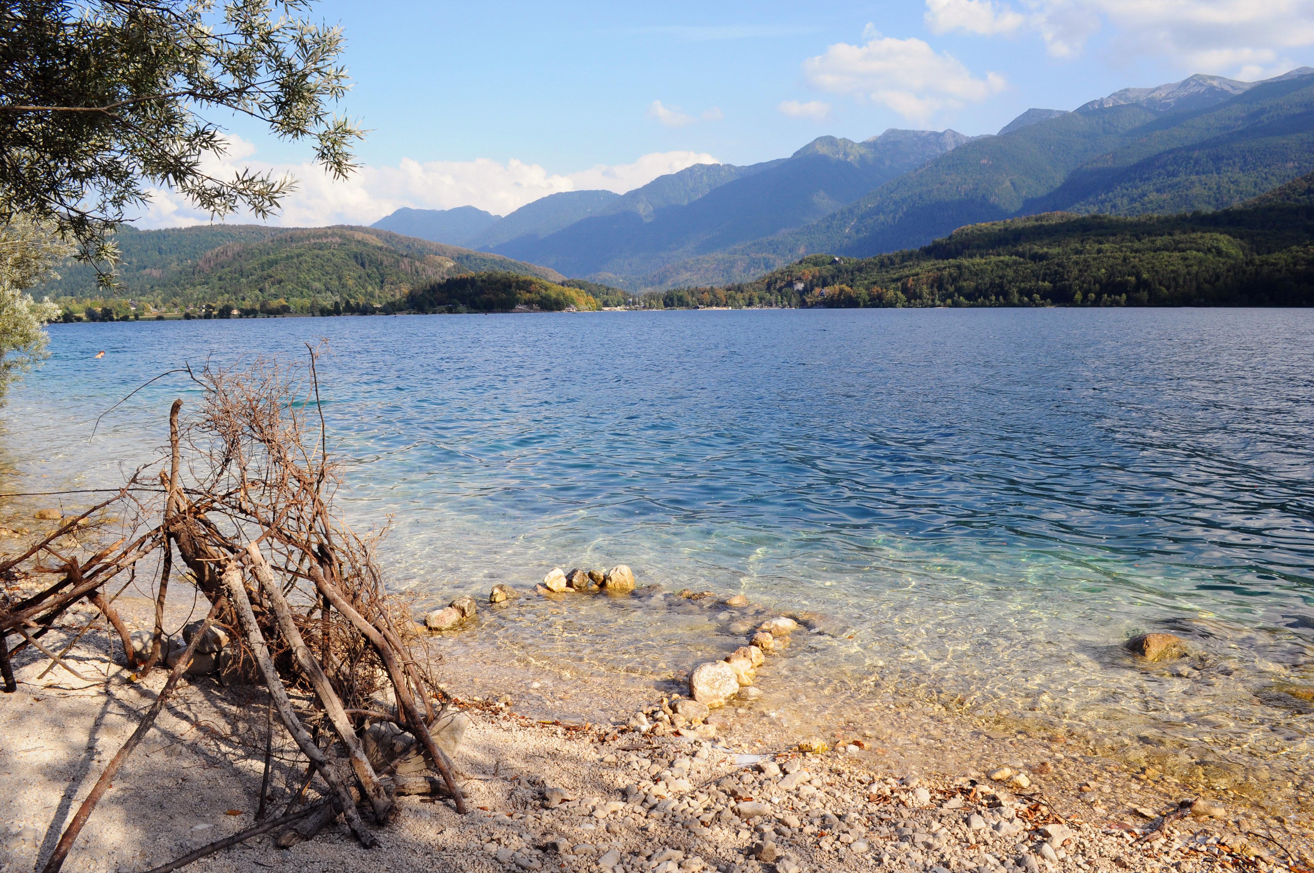 Lac Bohinj 2