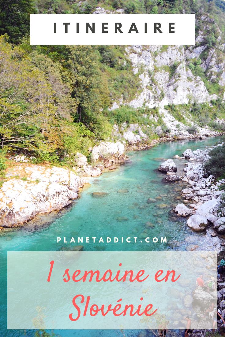 Pinterest-Itinéraire Slovénie