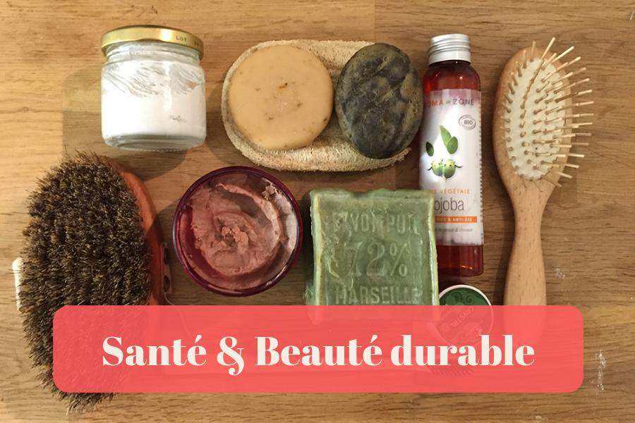 Santé beauté durable - Éco-Consommation