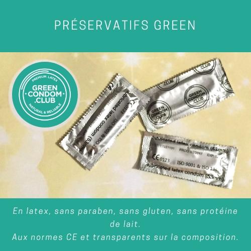 Préservatifs Green