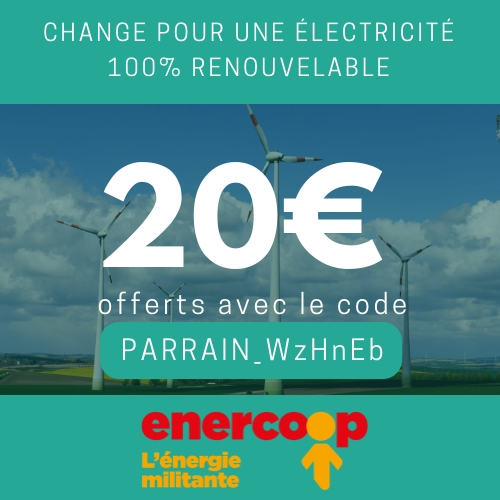 Energie 100% renouvelable